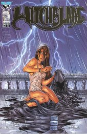 Witchblade #14 American Entertainment Gold Logo Edition