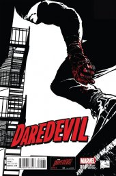 Daredevil #1 Quesada Variant