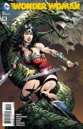 Wonder Woman #51