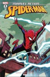 Marvel Action: Spider-Man #2 1:10 Incentive Variant