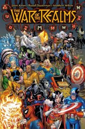 War of the Realms #1 Conner Party Variant