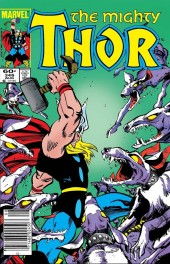 The Mighty Thor #346 Newsstand Edition