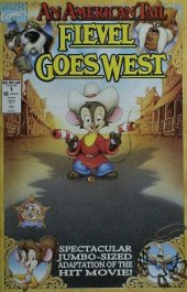An American Tail Fievel Goes West #0