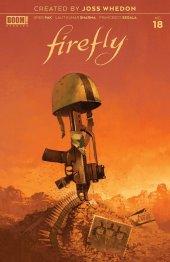 Firefly #18 Original Cover