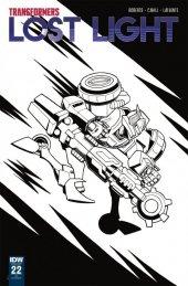 Transformers: Lost Light #22 RI Cover