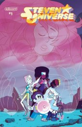 Steven Universe #1 Subscription Sygh Cover