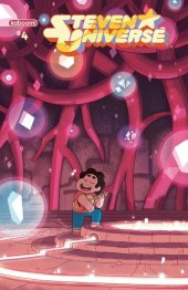 Steven Universe #4 Subscription Sygh Cover