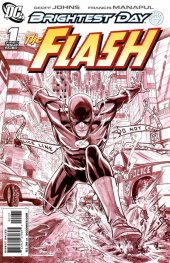 The Flash #1 Sketch Variant