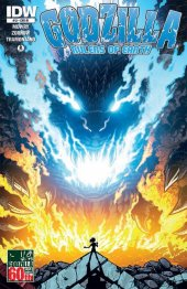 Godzilla: Rulers of Earth #13 Matt Frank Variant