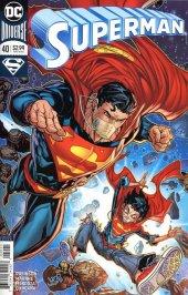 Superman #40 Variant Edition