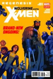 Wolverine and the X-Men #1 2nd Print