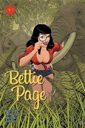 Bettie Page #3 Cover B - Kano