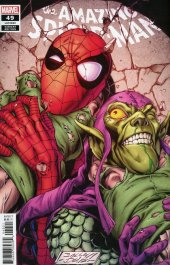 The Amazing Spider-Man #49 Bagley Variant