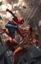 The Amazing Spider-Man #21 Junggeun Yoon Variant B