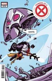 Powers of X #1 Skottie Young Variant