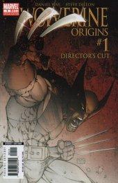 Wolverine: Origins #1 Director Cut by Michael Turner