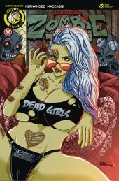 Zombie Tramp #70 Cover C Rudetoons Reynolds