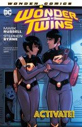 Wonder Twins Vol. 1: Activate! TP