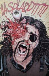 The Walking Dead #48 15th Anniversary Blind Bag Burnham 1:100 Secret Variant Cover