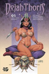Dejah Thoris #3 Cover C Linsner