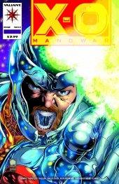 X-O Manowar #1 Ultimate Comics Edition