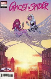 Ghost-Spider #3 Russell Dauterman Mary Jane Variant