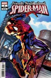 Friendly Neighborhood Spider-Man #2 Bryan Hitch Variant