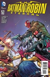 Batman & Robin Eternal #19