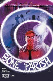 Bone Parish #1 Cover B Reis Variant