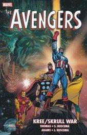 The Avengers: The Kree/Skrull War TP New Printing