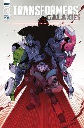 Transformers: Galaxies #9