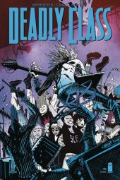 Deadly Class #38 Cover B Mccrea