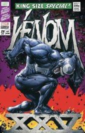 Venom #25 Clayton Crain Secret Variant