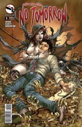 Grimm Fairy Tales Presents No Tomorrow #5