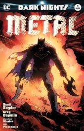 Dark Nights: Metal #1 Greg Capullo Variant A