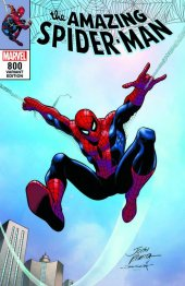 The Amazing Spider-Man #800 John Romita Sr Classic Variant A