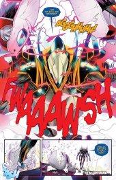 Mighty Morphin Power Rangers #50 FOC Dan Mora Variant