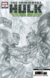 The Immortal Hulk #23 2nd Printing