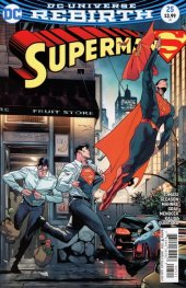 Superman #25 Variant Edition