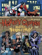 Harley Quinn and the Birds of Prey #1 Original Cover