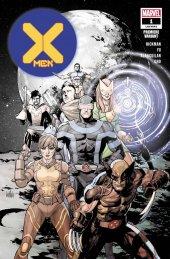 X-Men #1 2 Per Store Leinil Francis Yu Premiere Variant