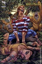Grimm Fairy Tales Presents The Jungle Book #3  B Cvr Granda