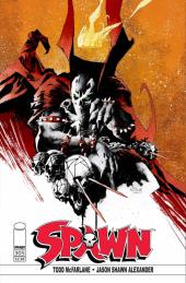 Spawn #305 Cover D Alexander