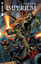 Imperium #5 Cover D Gill