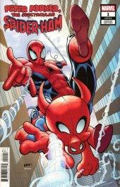 Spider-Ham #1 1:25 Incentive Will Robson Variant