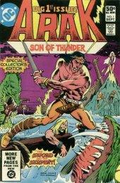 arak, son of thunder #1