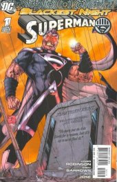 Blackest Night: Superman #1 3rd Printing
