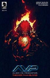 Aliens Vs. Predator: Thicker Than Blood #2