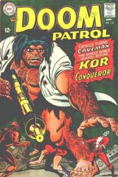 Doom Patrol #114