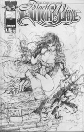Witchblade #1 Top Cow Classics in Black & White